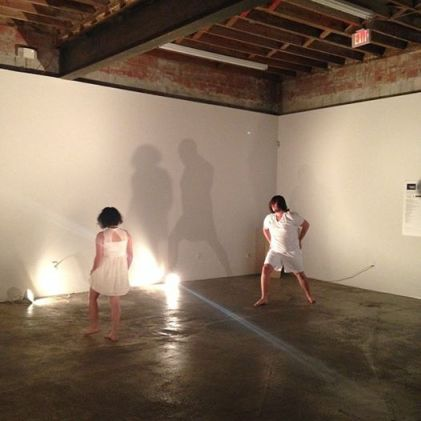 The Art of Interruption, DiverseWorks, Houston, TX