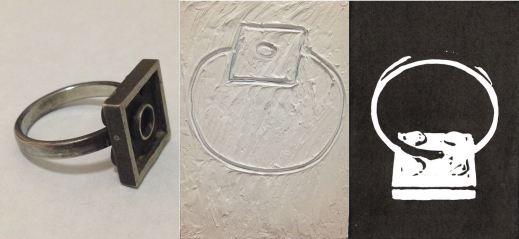 Brandon Zech - Triptych_ Ring